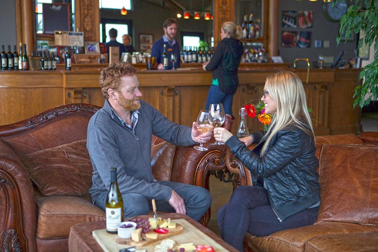 Maryhill produces more than 50 award-winning varietals and blends. The winery welcomes more than 80,000 visitors per year, has a 1,500+ member wine club and is distributed across the United States.