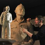 Larger-Than-Life Statue of Dr. Walter Clore To Be Unveiled At The Clore Center On Nov. 12