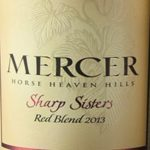 Mercer Estates 2014 Malbec and 2013 Sharp Sisters