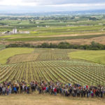 Over 300 Crowdfunding Owners of Willamette Valley Vineyards Plant Vines in the Walla Walla Valley