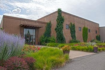 Mercer Estates winery and tasting room in Prosser