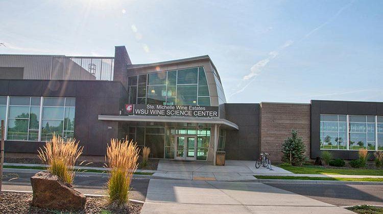 The Wine Science Center in Richland, WA