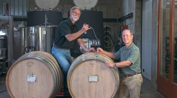 Changing of the Guard at Betz Family Winery
