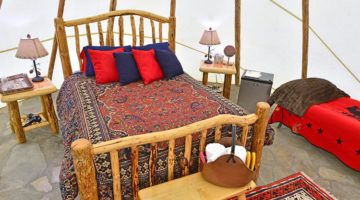 Glamping On The Range In The Yakima Valley