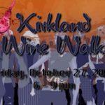 """Kirkland """"Zombie"""" Wine Walk"""