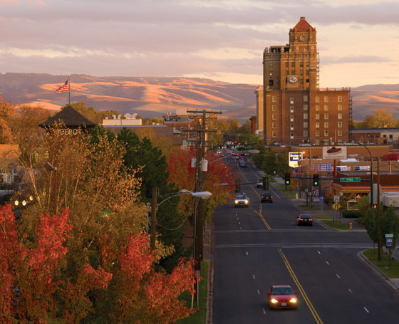 A Wine Weekend Escape To Walla Walla