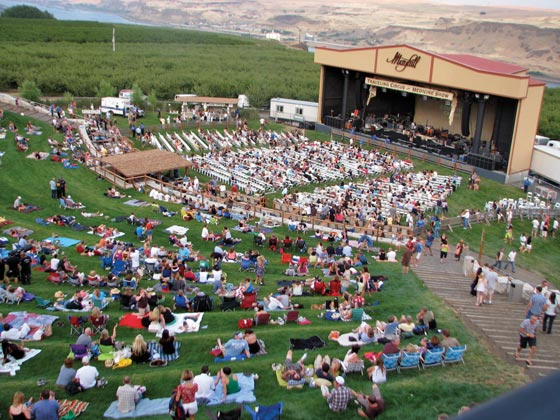 2013 Outdoor Summer Concerts At Winery Venues