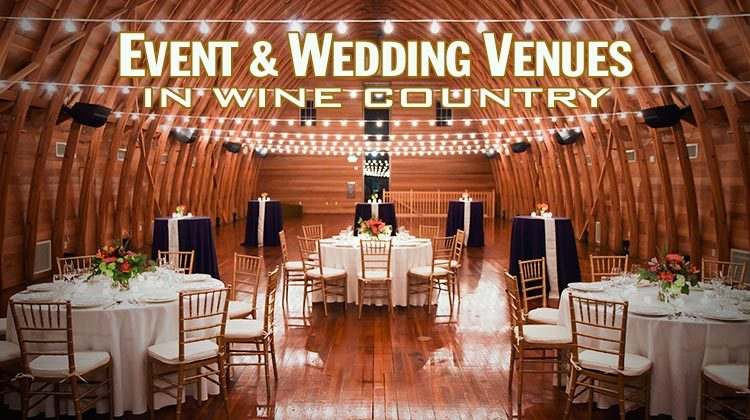 Washington State Wine Country Event Venues