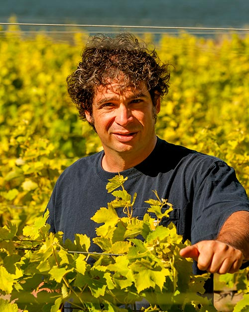 James Mantone of Syncline Winery