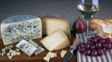 Wine & Cheese: Willapa Hills Creamery