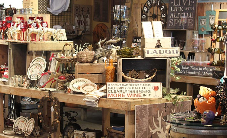 Top 10 Winery Gift Shops