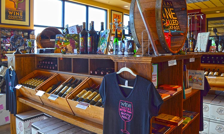 Top 10 winery gift shops top10giftshops maryhill negle Images