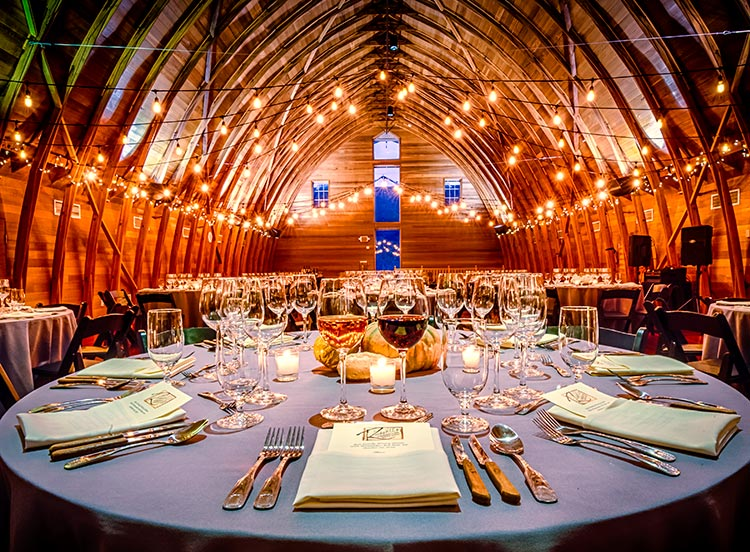 Weddings At The Loft At Russell S