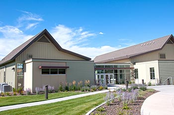 The Clore Center is a hub for Washington wine tasting, cooking demonstrations, events and more