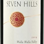 Seven Hills 2014 Walla Walla Valley Red Wine, $35