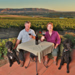 Argus & Hugo of Tapteil Winery & Vineyard